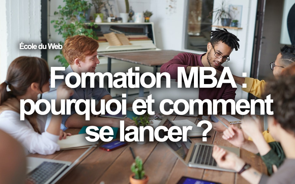 formation mba