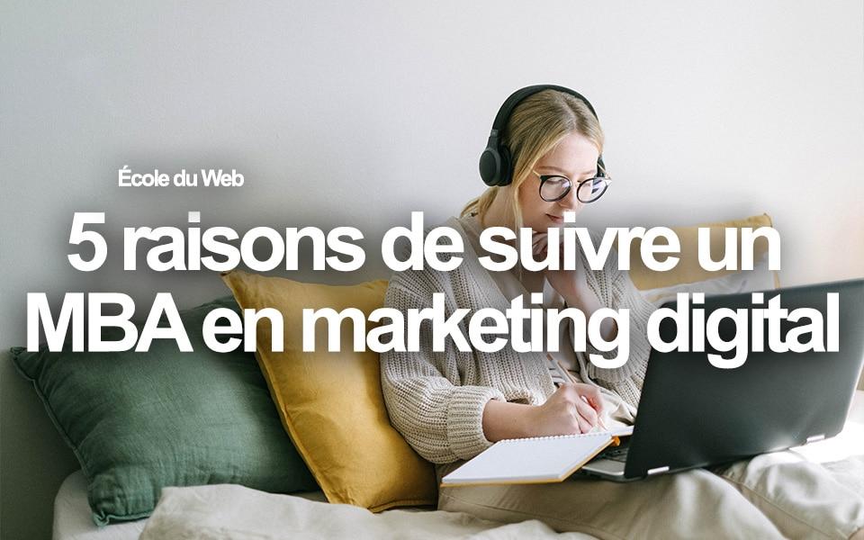 MBA marketing digital
